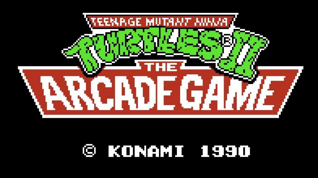 Turtles Arcade Game NES