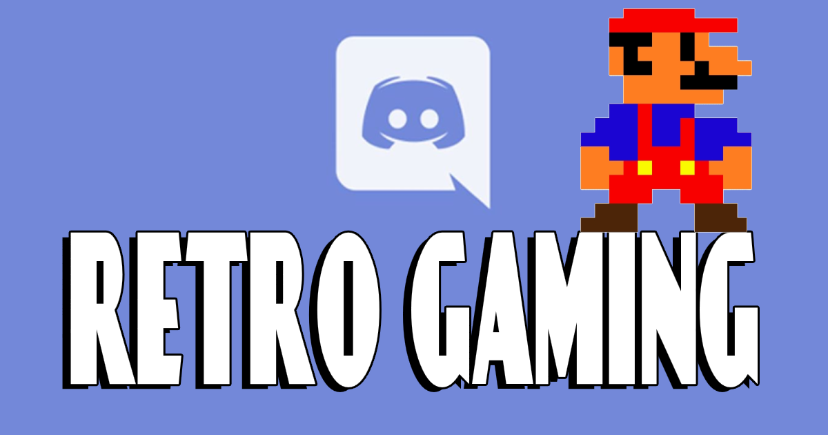 Retro Gaming Discord