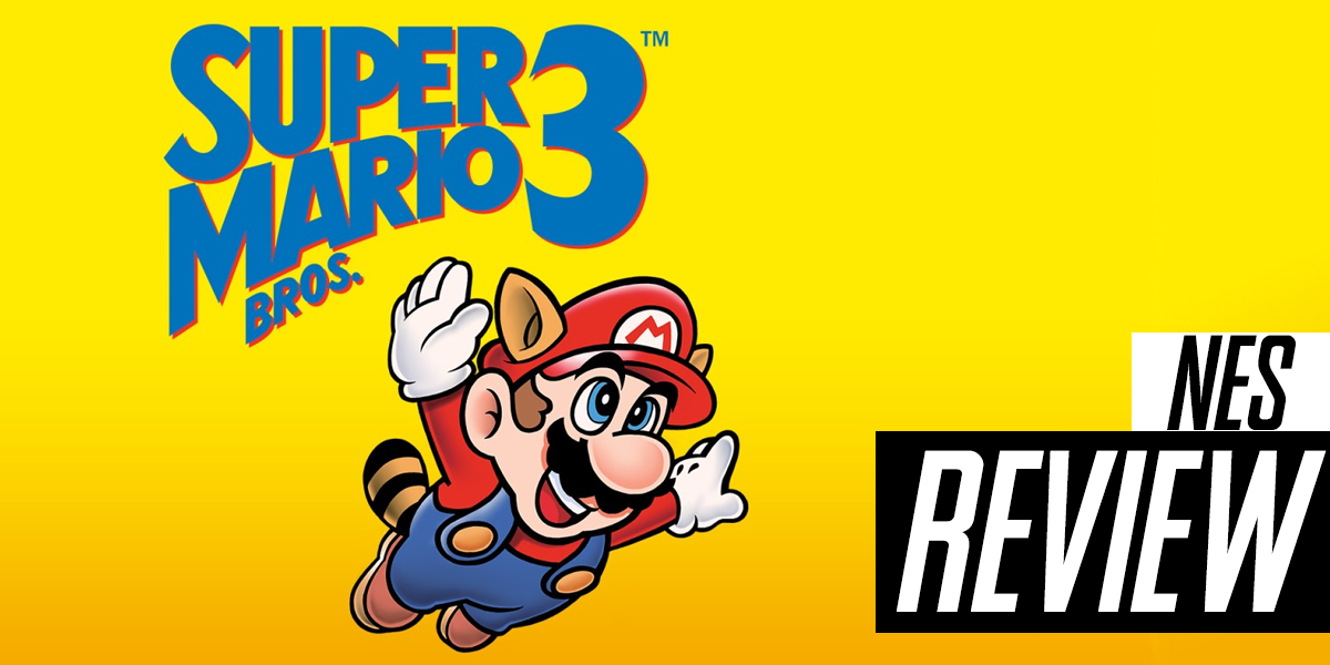 Super Mario Bros 3 Review
