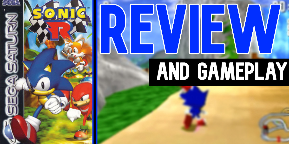 Sega Saturn Sonic R Review