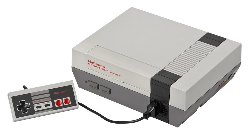 Nintendo Entertainment System Consoles