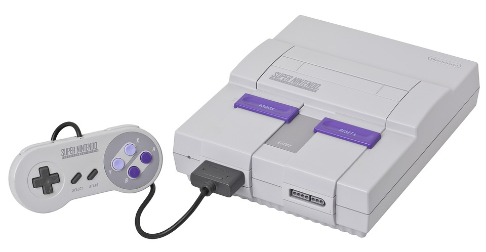 The Best Nintendo Console SNES